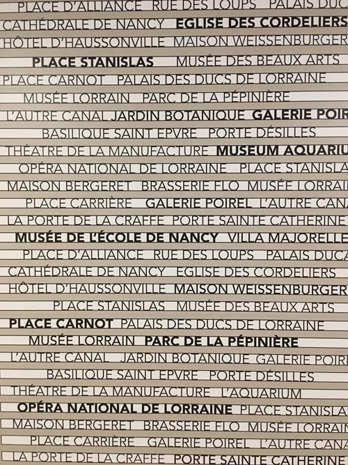 Ville de Nancy - Nancy 2018 par Pierre