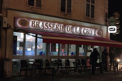 Ville de Nancy - Brasserie de la Croix 2017