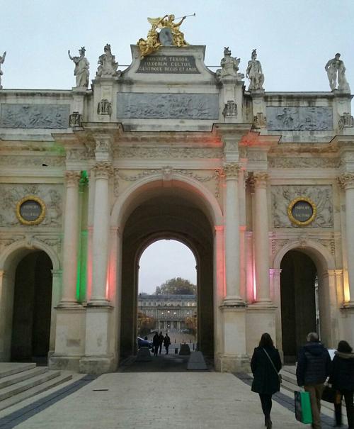 Ville de Nancy - Porte de la ville