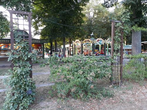 Ville de Nancy - Kiosque de la Pépinière