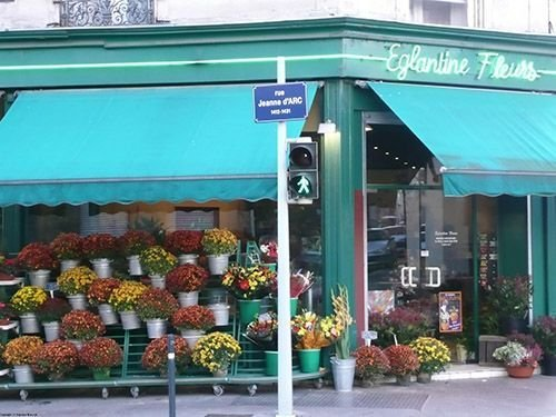 Ville de Nancy - 48 rue Jeanne d'Arc un 1er novembre