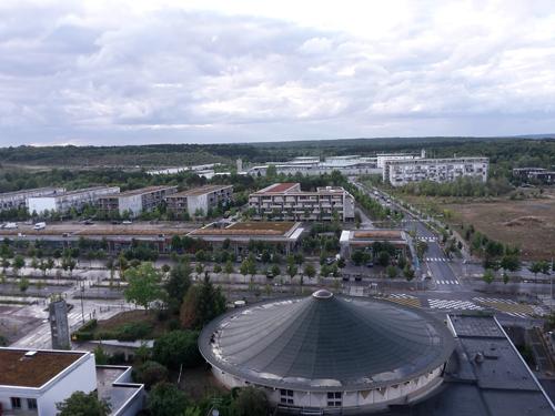 Ville de Nancy - Plateau de la Haye