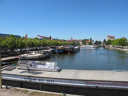 Ville de Nancy - Le Canal de la Marne au Rhin