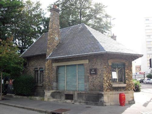 Ville de Nancy Rue des Brices