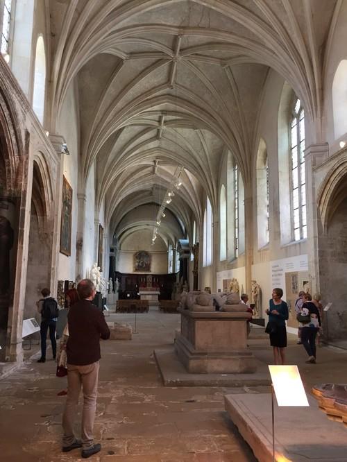 Ville de  Nancy -  La Chapelle des cordeliers