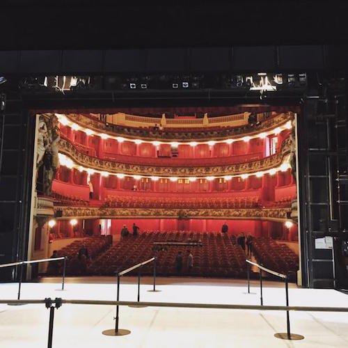 Ville de Nancy - Les coulisses de l'Opéra