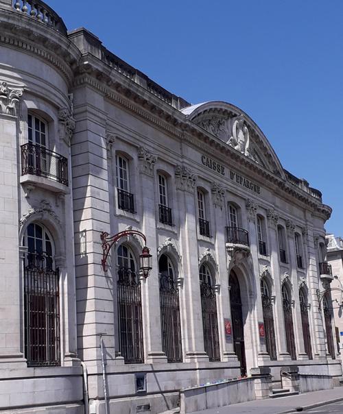 Ville de Nancy - Caisse d'Epargne