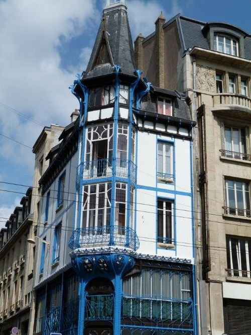 Ville de Nancy -  Rue saint jean