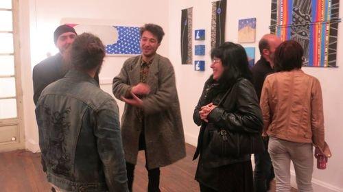 Ville de Nancy - Coup dans le rétro - Exposition L'art est un dialogue