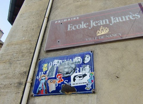 Ville de Nancy - Street art