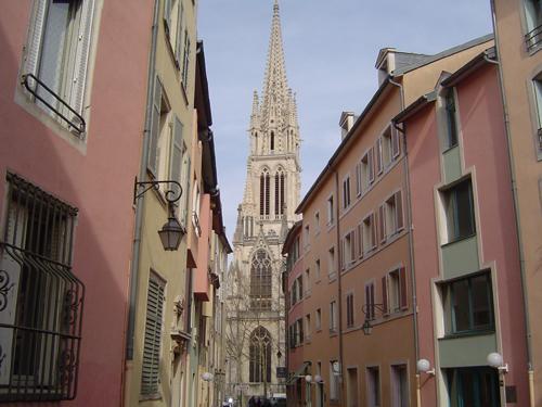 Ville de Nancy - Depuis la Rue St Epvre