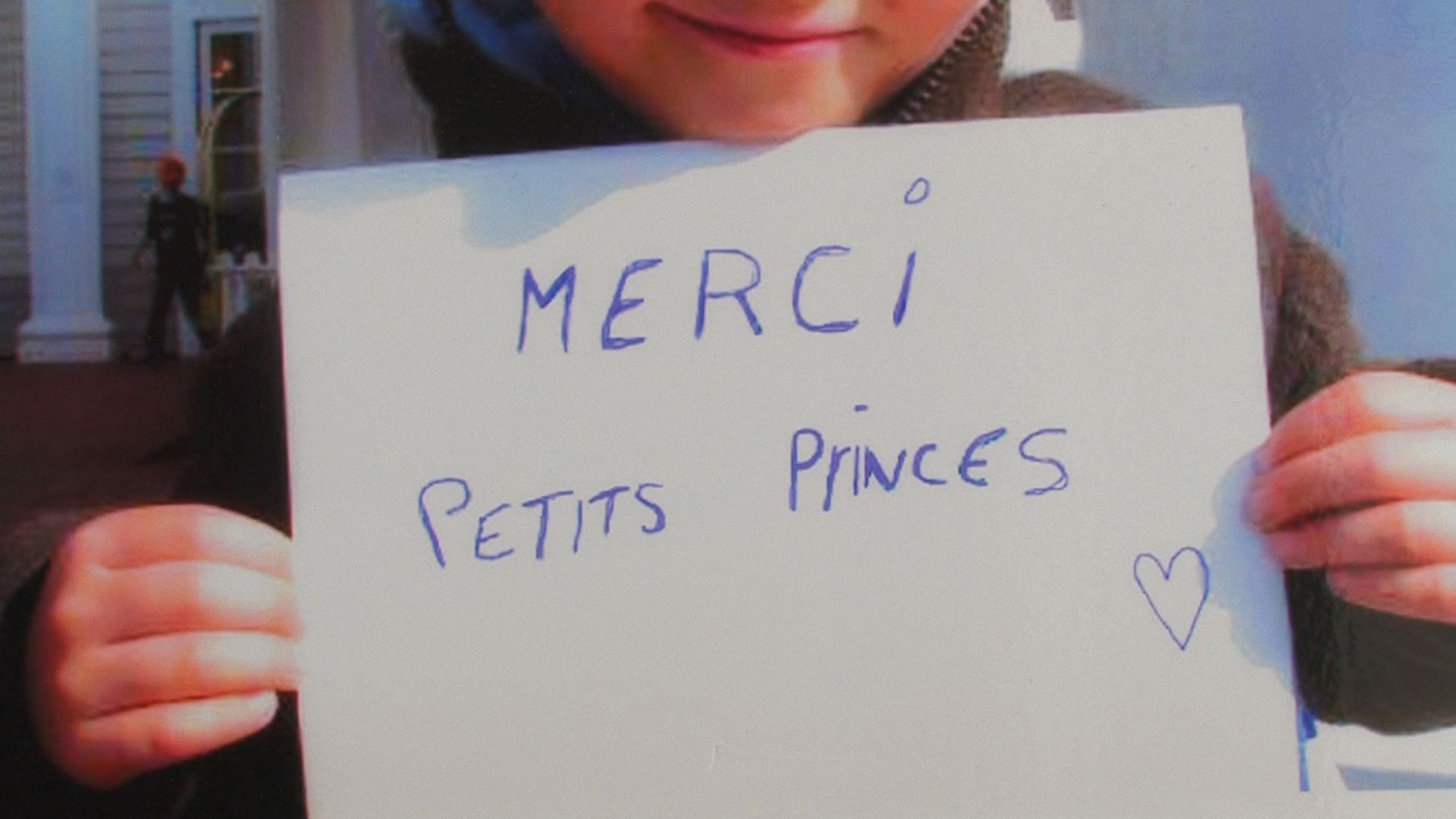 Merci Petits Princes