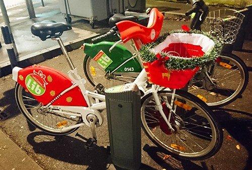 Ville de Nancy - VéloStan'lib de Noël