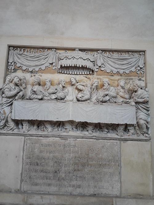 Ville de Nancy - La Cène chapelle des Cordeliers