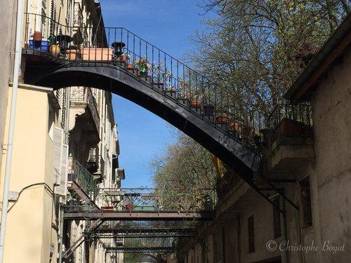 Ville de Nancy - La rue des écuries