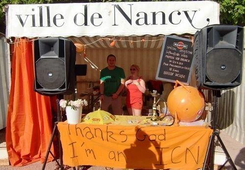 Ville de Nancy - Les 24 heures de Stan 2012