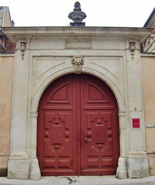 Ville de Nancy - Porte du quartier de la Primatiale