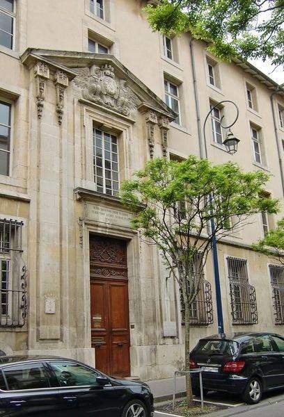 Ville de Nancy - Hôtel de la monnaie