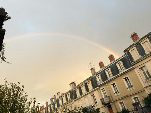 Ville de Nancy - Arc-en-ciel