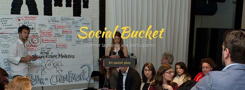 Social Bucket : le site