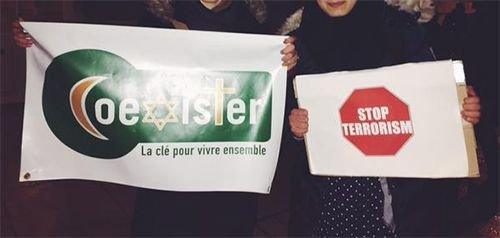 Ville de Nancy - #JeSuisCharlie - Rassemblement du 8 janvier 2015