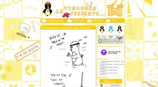 Le pingouin présente... - www.lepingouinpresente.fr