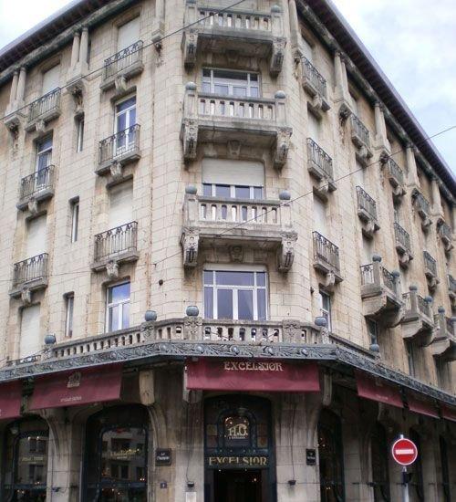 VIlle de Nancy Brasserie Flo - L'Excelsior