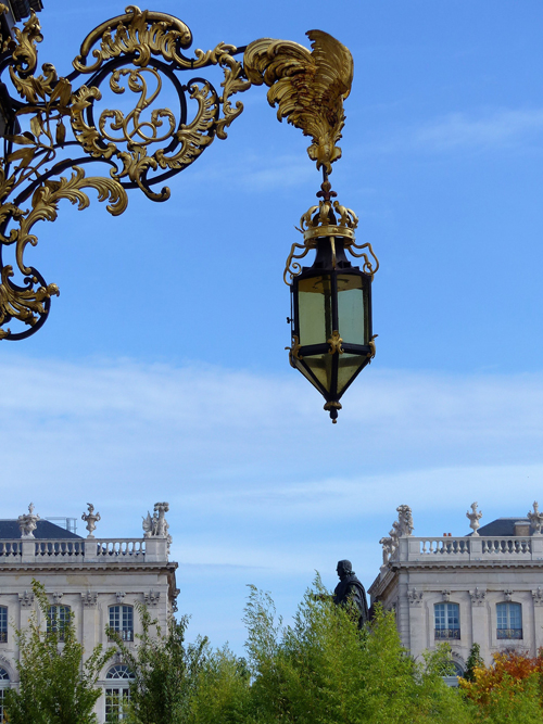 Ville de Nancy - Lanterne #JardinEphemere