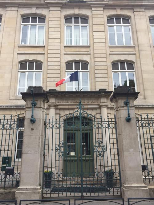 Ville de Nancy - Lycée Jeanne d'Arc