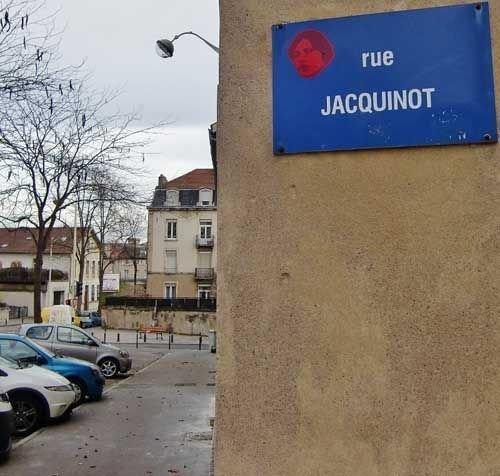 Ville de Nancy - Rue Jacquinot
