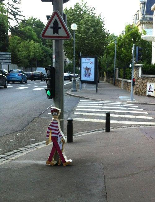 Ville de Nancy - Street art boulevard Georges Clémenceau - 54#01