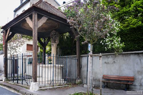 Ville de Nancy - Le Calvaire