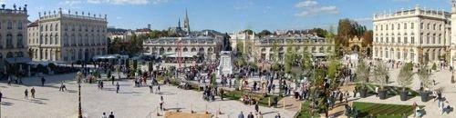 Ville de Nancy - Jardin ephémère de la place Stanislas