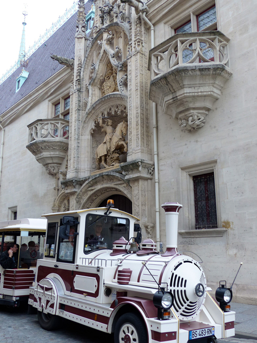 Ville de Nancy - Petit train de la ville