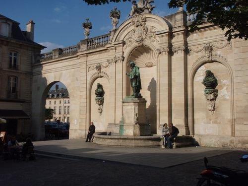 Ville de Nancy Place Vaudémont