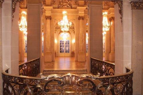 Ville de Nancy - Foyer du public de l'Opéra national de Lorraine
