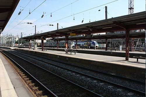 Ville de Nancy- Gare