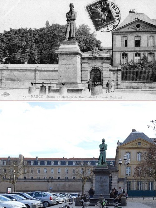 Ville de Nancy - Place Dombasle