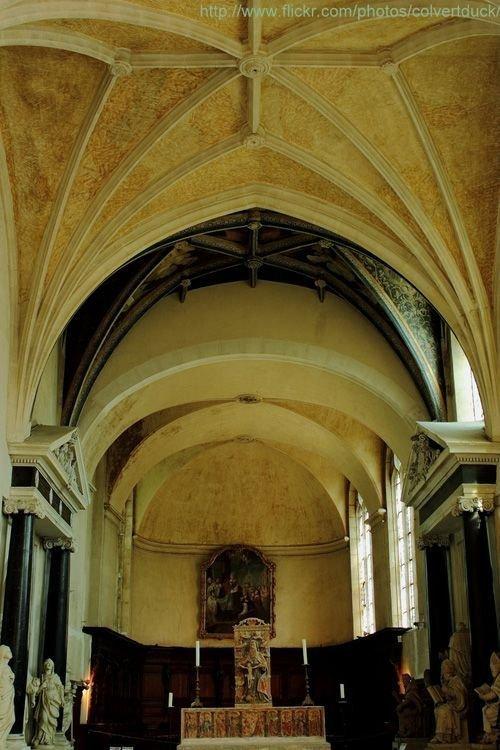 Ville de Nancy Choeur de l'Eglise des Cordeliers