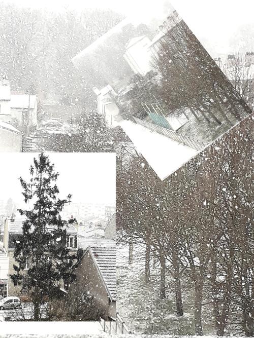 Ville de Saint-Max - Première neige #GrandNancy
