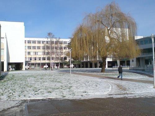 Ville de Nancy - Faculté des Lettres et Sciences humaines