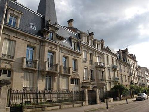 Ville de Nancy - Rue Félix Faure