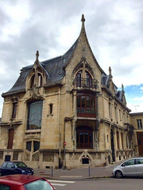Ville de Nancy - Maison Bergeret