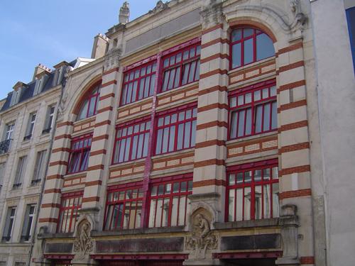 Ville de Nancy - Imprimerie Royer