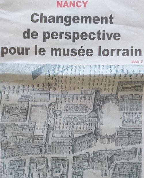 Ville de Nancy - Musée Lorrain