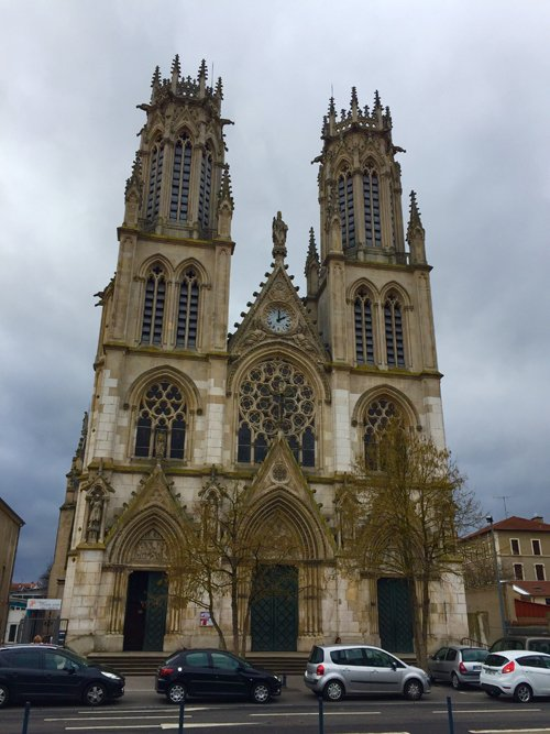 Ville de Nancy - Eglise Saint Léon