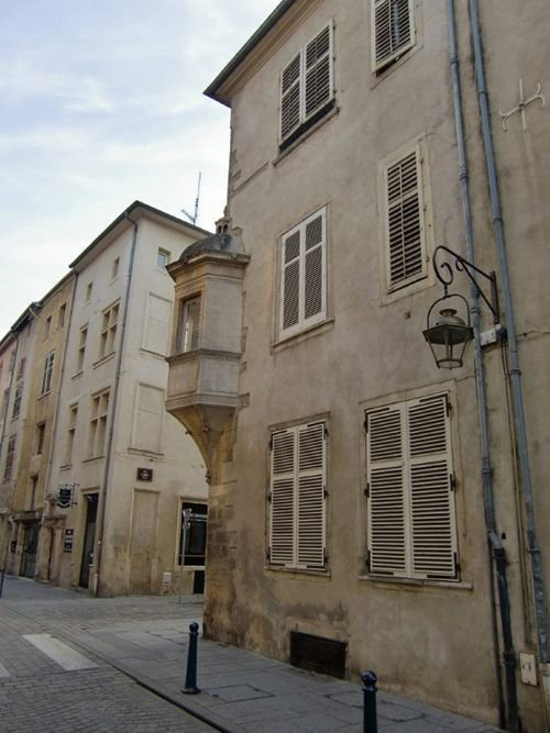 Ville de Nancy Grand Rue