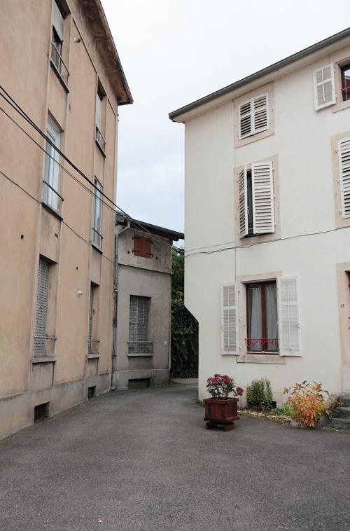 Ville de Nancy - Avenue de la Libération