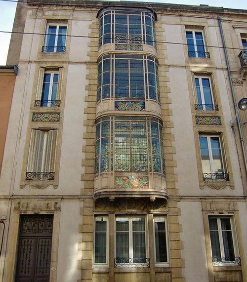Ville de Nancy - Rue de l'armée Paton