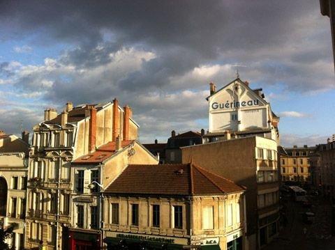 Ville de Nancy - Vue de la salle d'honneur des universités